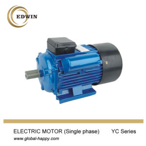 Electric Motor Single-Phase Asynchronous Motors pictures & photos