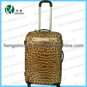 PC Trolley Upright Luggage Bag (HX-PC1101) pictures & photos