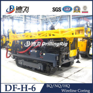 Mining Geotechnical Used Core Drilling Rig Machine Df-H-6 pictures & photos