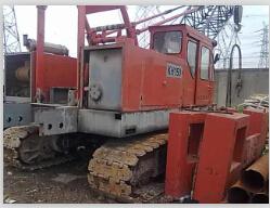 40ton Used Hitachi Crawler Crane Construction Hoist (KH150-2) pictures & photos