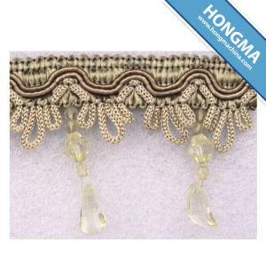 Fringe with Beads 1402-0018