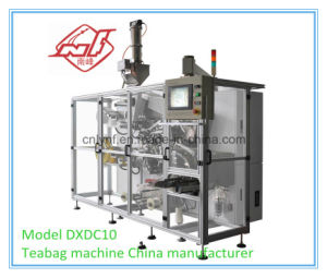 Automatic Double Chamber Tea Bag Packing Machine 7200bags Per Hours/ pictures & photos