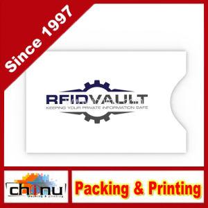RFID Blocking Sleeves - RFID Sleeve Set (12 RFID Credit Card Protector & 2 Passport RFID Sleeves) (420004-6) pictures & photos