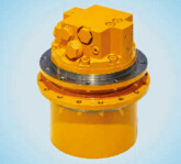 Hydraulic Piston Travel Motor (with reducer) pictures & photos