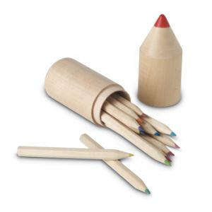 Wooden Colour Pencil for Drawing and Painting pictures & photos