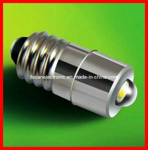 E10 E10 Screw Base LED Miniature Bulb & LED Flashlight Light Bulb & LED Torch Lamp Bulb pictures & photos