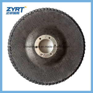 T27 & T29 Brown Fused Alumina Flap Disc pictures & photos