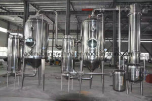 Xylose Extracted Liquid Vacuum Evaporator (ACE-ZFQ-K3) pictures & photos