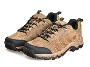 Men′s Outdoor Hiking Shoes pictures & photos