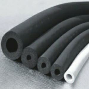 "3/8""Thickness Rubber Insulation Pipe for Air-Conditioner pictures & photos"