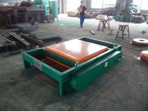 Rcyp Series Scraping Plate Type Permanent Magnetic Separator for Belt Conveyor pictures & photos