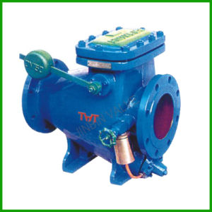 Slow Closing Check Valve with Counter pictures & photos