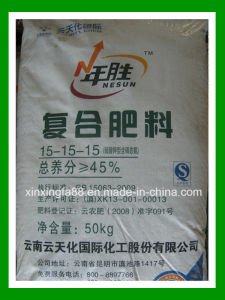 Chemicals Formula, 15-15-15 Compound Fertilizer pictures & photos
