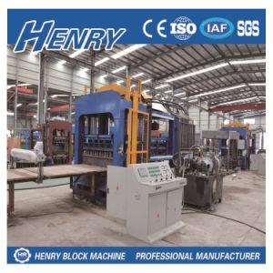 Qt8-15 Zenith Block Making Machine Price Henry Machinery Full Automatic Brick Machinery pictures & photos