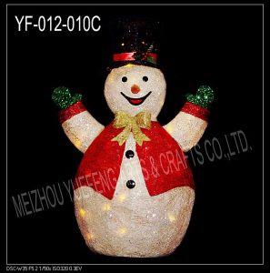 Christmas Snowman (YF-012-010C)