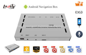 Portable Android Navigation Box for Jvc Unit with Free Map/Software Upgrade pictures & photos