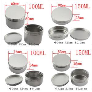 Aluminum Cosmetic Cream Jar (NAL01) pictures & photos