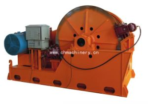 Shore Pulling Winch Installed on Barge/Dredger Pulling and Lifting pictures & photos