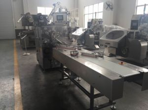 Chocolate Single Twis Wrapping Machine pictures & photos