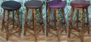 Solid Wood Bar Chair with High Quality (M-X3013) pictures & photos