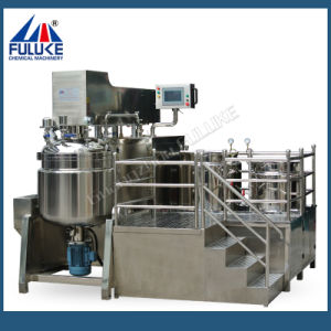 Vacuum Homogenizing Emulsifier for Body pictures & photos