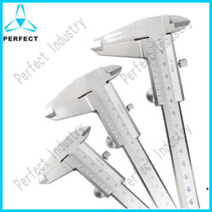 High Accuracy Stainless Steel Vernier Caliper pictures & photos