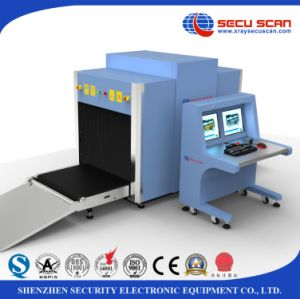 Secuscan X Ray Detector for Airport, Station, Metro, Subway, Military pictures & photos