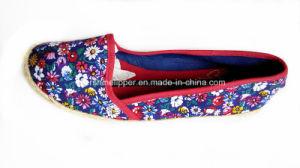 Healthy Jute Outside Jute Shoes for Women (DRJ-005)