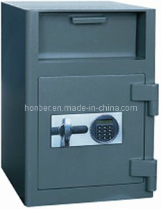 Depository Safe with Front Loading Drop Hopper (DEP-A480CS) pictures & photos