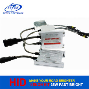 2016 Hot Sell Factory Price Wholesale Fast Bright Ballast HID AC 35W with Ce RoHS Certification pictures & photos