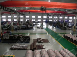 Belt Conveyor Driving Pulley, Bend Pulley pictures & photos