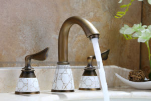 Double Handle Widespread Faucet