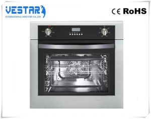 Convenient Black Built-in Oven for Kitchen Use pictures & photos