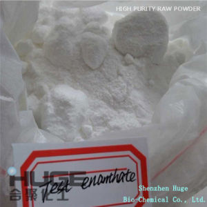 Raw Material Testosterone Enanthate Steriod Powder Pharmaceutical Chemicals pictures & photos