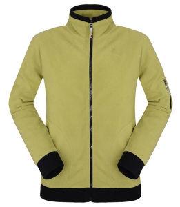Zipper Design Men Polar Fleece Warm Casual Jacket pictures & photos