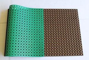 Drainage Rubber Mat, Rubber Flooring Mat, Anti-Slip Rubber Mat pictures & photos