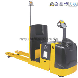 Central Ride Pallet Truck pictures & photos