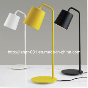 Fashion Yellow Color Home Table Lamp / Bedside Desk Lamp pictures & photos