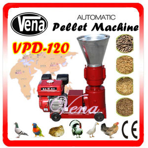Professional New Design of Wood Pellet Making Machine (VPD-120) pictures & photos