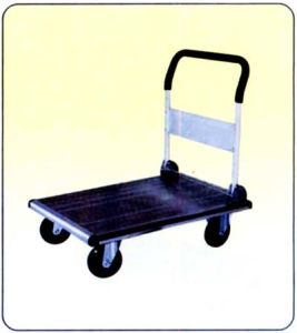 Heavy Duty Four Wheel Hand Trucks pictures & photos