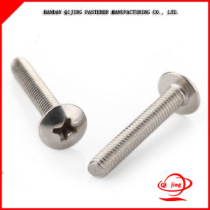 M2.3X8 Phillips Pan Head Cutting Screw Plastic Self Tapping Screw pictures & photos