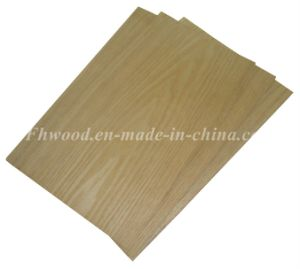 Natural Ash Veneered Plywood for Furniture pictures & photos