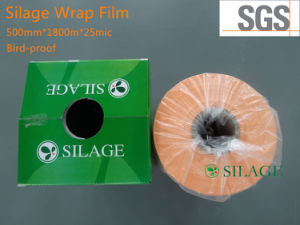 500mm*1800m Bird-Proof Silage Wrap Film pictures & photos
