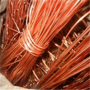 Copper Wire Scrap (Millberry) 99.99% pictures & photos