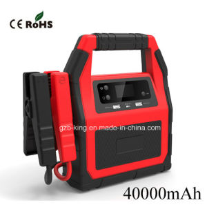 12and 24V Portable Multifunction Car Jumpstarter pictures & photos