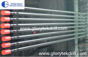 Water Well and Borehole Drill Pipe, Drilling Rod From Glorytek pictures & photos