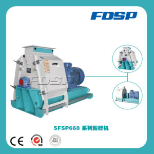 Fdsp Top Class Chicken Feed Grinding Machine at Competitive Price pictures & photos