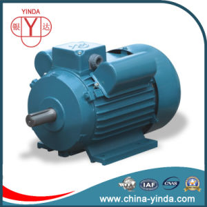 Yc Series 0.55-7.5kw Tefc IP54 Single Phase Electrical Motor pictures & photos