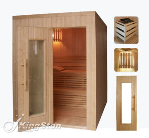 Mini Traditional Sauna Room (KS-1512) pictures & photos