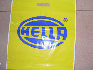 Shopping Super Market Print Logo Clean Plastic Bag pictures & photos